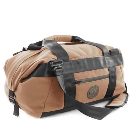 Спортивная сумка Bask Klondike 35 антрацит/песочная