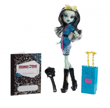 Кукла Monster High Фрэнки Штейн - Скариж Y7659