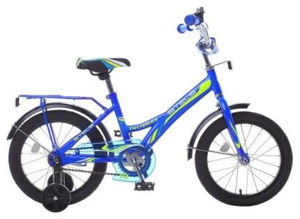 Велосипед детский двухколесный Stels Talisman 16 Синий