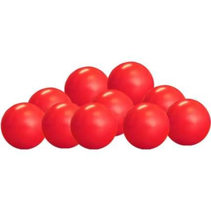 Шарики для манежа-бассейна Leco диаметр 7,5 см красные, 320 шт.