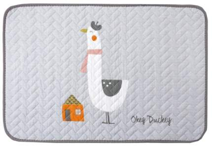 Коврик детский Крошка Я Duckey 40х60 см