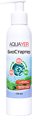 Aquayer Бактерии Aquayer Биостартер 130мл