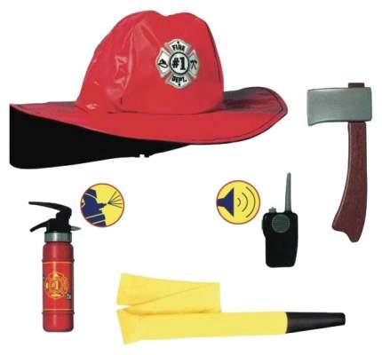 Карнавальный костюм Funny Line Пожарник FL0006-0951-1 р.110-130