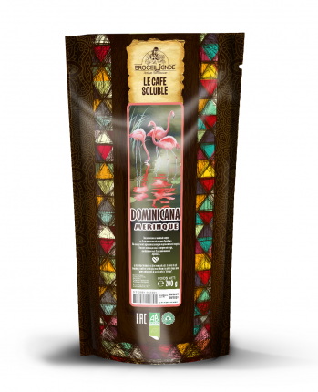 Кофе Broceliande Dominicana  Merinque растворимый 200 г