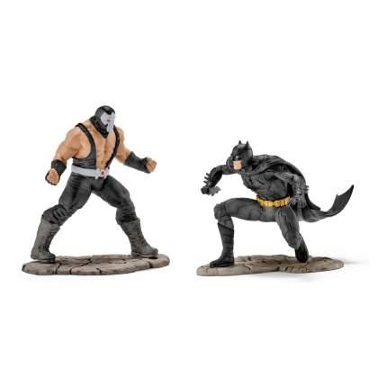Набор фигурок Schleich Бэтмен против Бэйна 22540