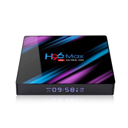 Смарт-приставка Palmexx H96 Max 4/32GB Black