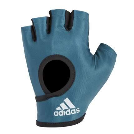 Перчатки для фитнеса Adidas синие