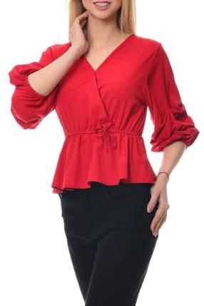 Блуза женская MODALETO 21603 красная 42 RU/44 RU