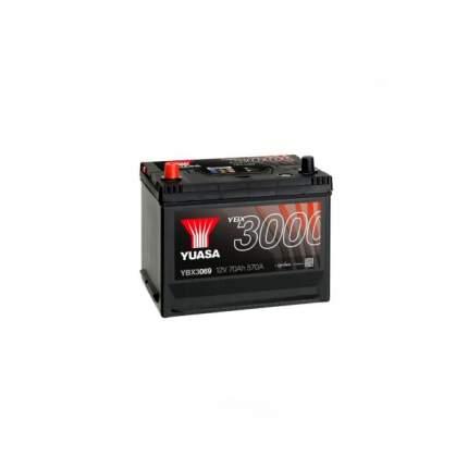 Аккумуляторная Батарея Smf[12v 70ah 570a B9] YUASA