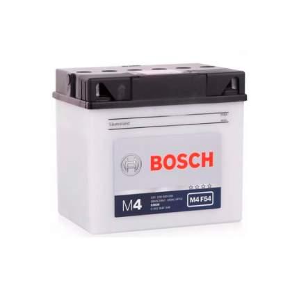 Акб M4 F54 12v 30ah 300a  186x130x171 Bosch