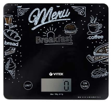 Весы кухонные VITEK VT-2427 Black