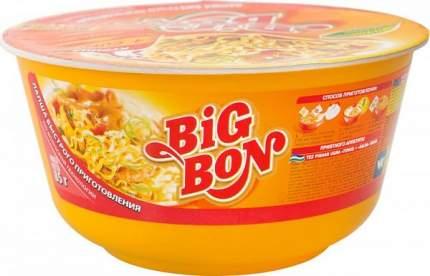 Лапша куриная BigBon с соусом сальса 85 г