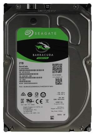 Внутренний жесткий диск Seagate BarraCuda 2TB (ST2000DM005)