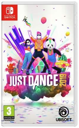 Игра для Nintendo Switch Just Dance 2019