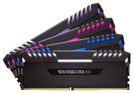 Оперативная память Corsair VENGEANCE RGB CMR64GX4M4C3466C16