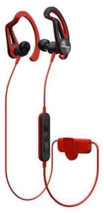 Беспроводные наушники Pioneer SE-E7BT Red