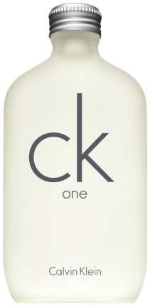 Туалетная вода Calvin Klein One 50 мл