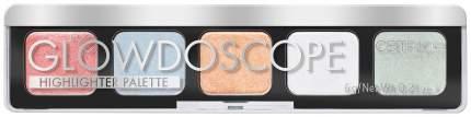 Хайлайтер CATRICE Glowdoscope Highlighter Palette 010 Glow´N`Go 6 гр