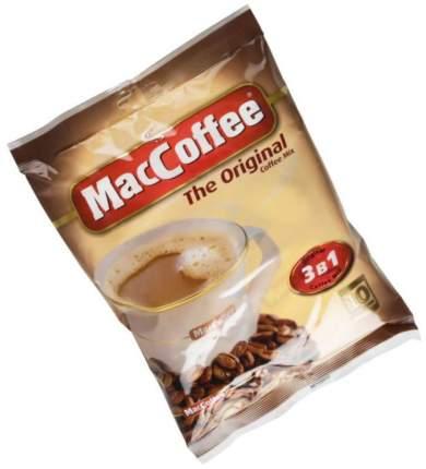 Кофейный напиток MacCoffe original 3в1 растворимый 20 г 5 штук