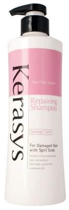 Шампунь Kerasys Hair Clinic Repairing Shampoo 600 мл