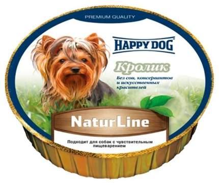 Консервы для собак Happy Dog, кролик, 11 шт, 85г