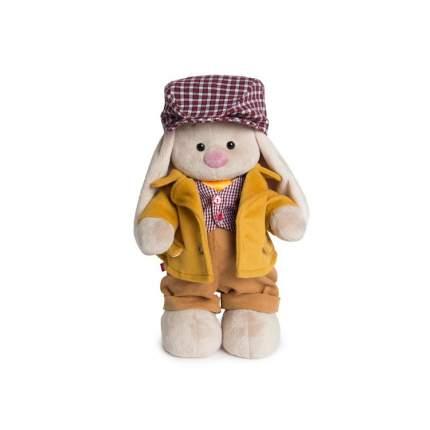 Мягкая игрушка BUDI BASA Зайка Ми Лондон мальчик 25 см