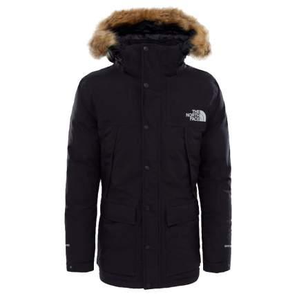 Спортивная куртка мужская The North Face Mountain Murdo Gore-Tex, black, XL