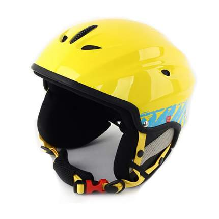 Горнолыжный шлем Sky Monkey VS670 2018, желтый, S