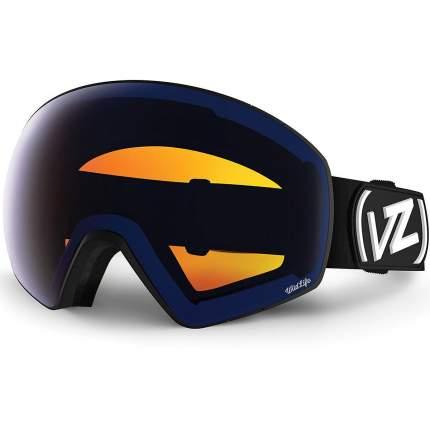 Горнолыжная маска VonZipper Jetpack 2017 black satin/wildlife low light