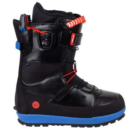 Ботинки для сноуборда Deeluxe Spark XV TF 2019, black, 30