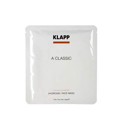 Маска для лица Klapp A Classic Hydrogel Face Mask 3 шт