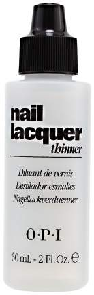 Жидкость для разведения лака O.P.I Nail Lacquer Thinner 60 мл