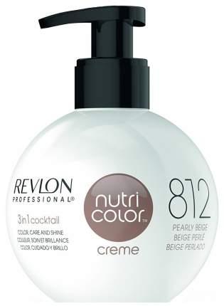 Краска для волос Revlon Professional Nсс 812 Перламутрово-бежевый 270 мл