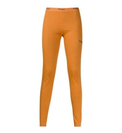 Кальсоны Bergans Akeleie Lady Tights 2019 женские оранжевые, L