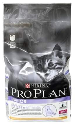 Сухой корм для котят PRO PLAN Junior, курица, 1,5кг