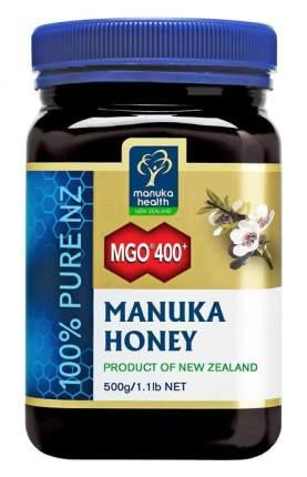 Органический мед Manuka Health манука 400+ 500 г