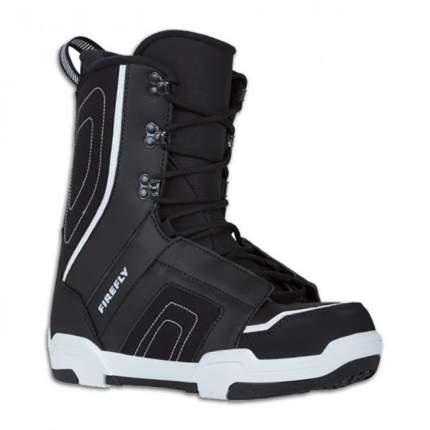Ботинки для сноуборда Firefly C 30 JR Gladiator 2016, black/white, 21.5