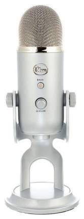 Конденсаторный микрофон Blue Microphones Yeti Studio (Silver)