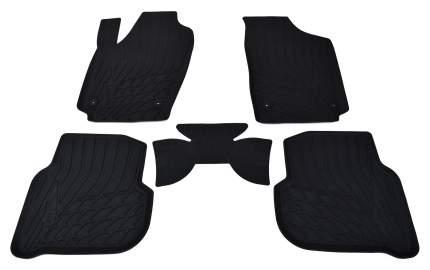 Комплект ковриков в салон автомобиля для Volkswagen norplast (np11-ldc-95-421)