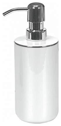 Дозатор для жидкого мыла Kleine Wolke Noblesse White Silver