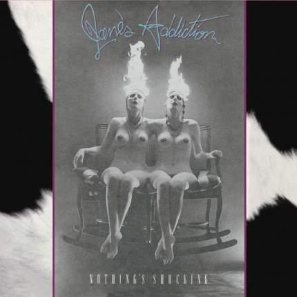 "Виниловая пластинка Jane's Addiction ""Nothing's Shocking"" (LP)"
