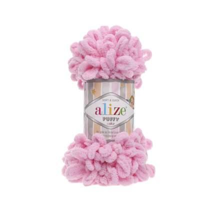 Пряжа для вязания Ализе Puffy (100% микрополиэстер) 5х100гр/9,5м цв,185