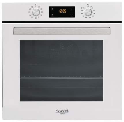 Встраиваемый электрический духовой шкаф Hotpoint-Ariston FA5 841 JH WH HA White/Silver