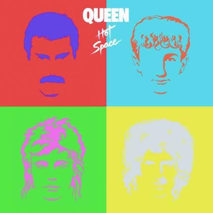 Виниловая пластинка Queen   Hot Space (LP)