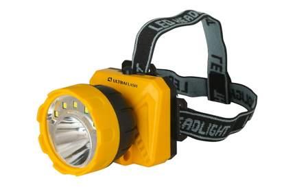 Туристический фонарь Ultraflash LED5372 желтый, 2 режима