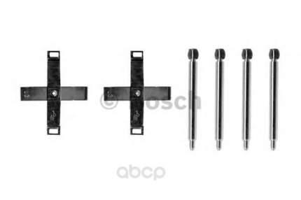 Ремкомплект тормозных колодок задн. opel omega b 2.0 16v 94-99 Bosch 1987474307