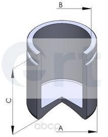 Поршень тормозного суппорта Ert для Merceds Viano/Vito 2.2-3.2 03- d38 h52.5 150563-C