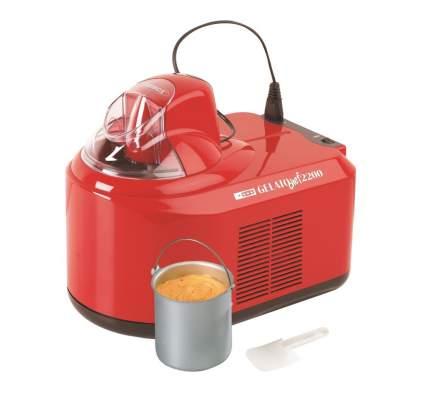 Мороженица Nemox GELATO CHEF 2200 Красная