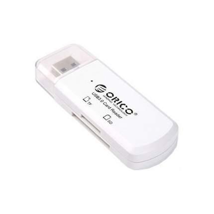Картридер Orico CTU33 (White)