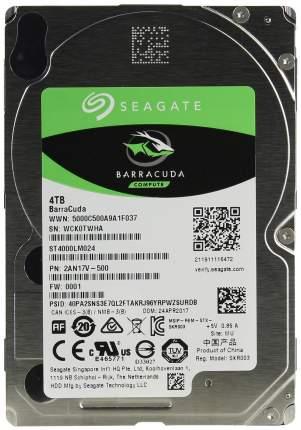Внутренний жесткий диск Seagate BarraCuda 4TB (ST4000LM024)